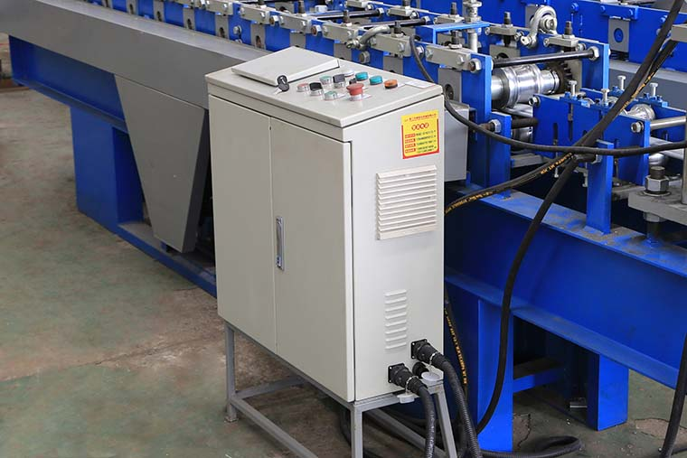Roller Shutter Door Roll Forming Machine