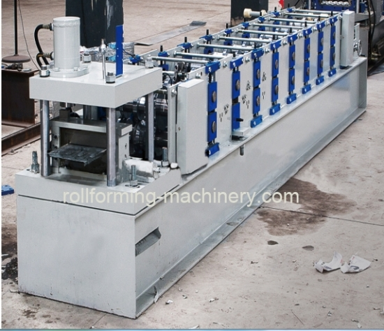 C Shape Ventilation System Frame Forming Machine