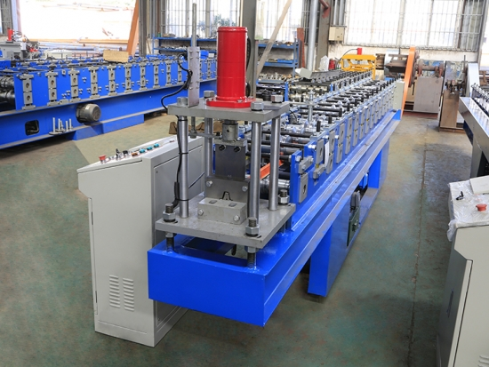 top hat roll forming machine