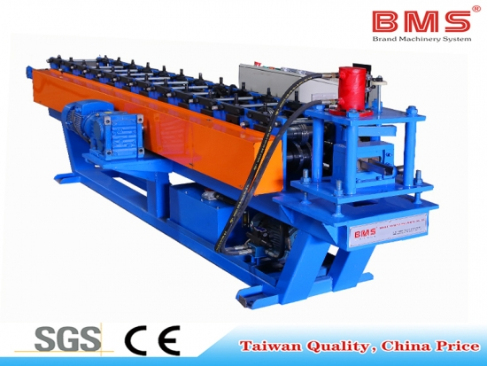 Hat Purlin Roll Forming Machine