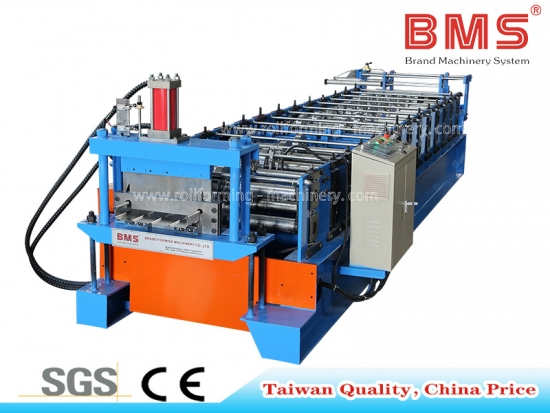 Standing Seam Roofing Roll Forming Machine